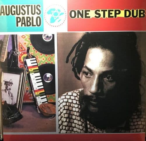 Augustus Pablo<br>One Step Dub<br>LP, RE